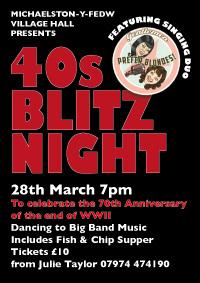 40s Blitz Night