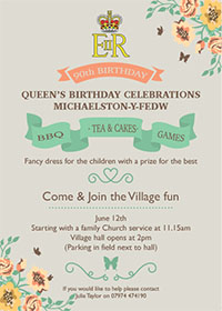 Queen's 90th Birthday Celebration